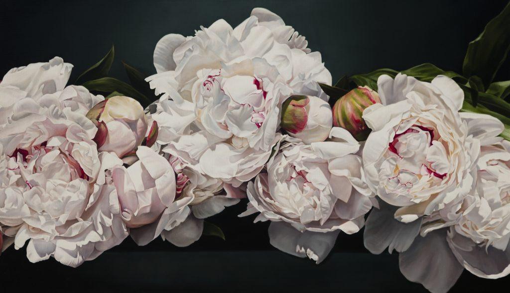 Peonies Balance 90 x 152 cm